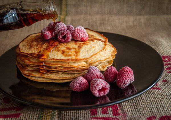 מתכון לפנקייק חלבון ב-10 דק